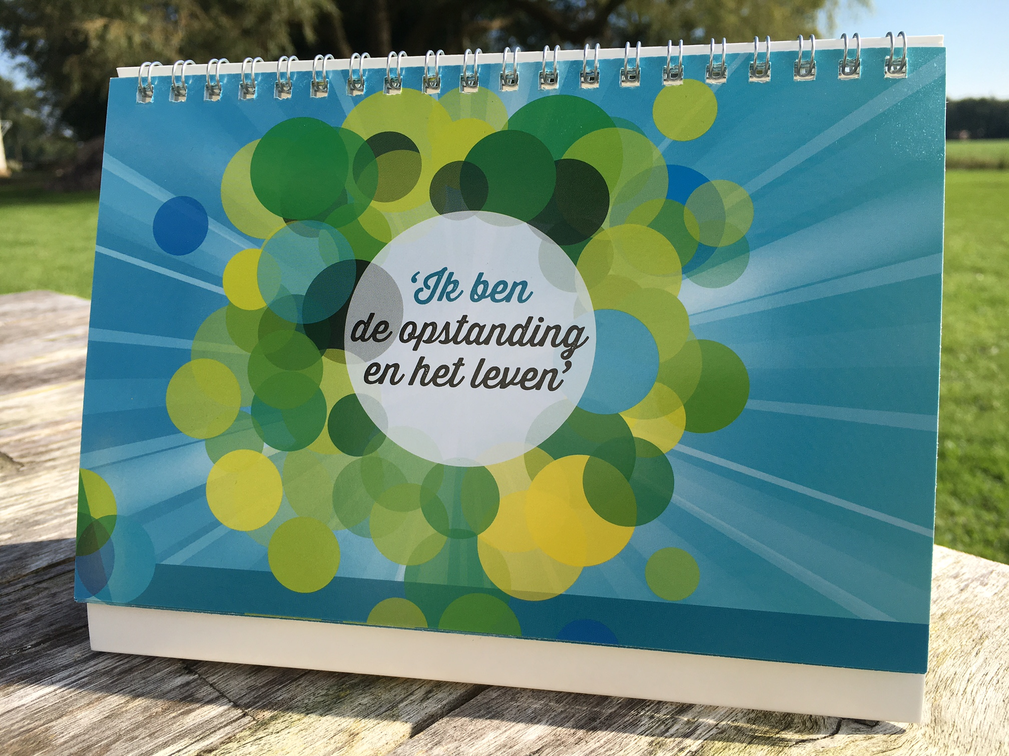 NoorderBasis identiteit kalender
